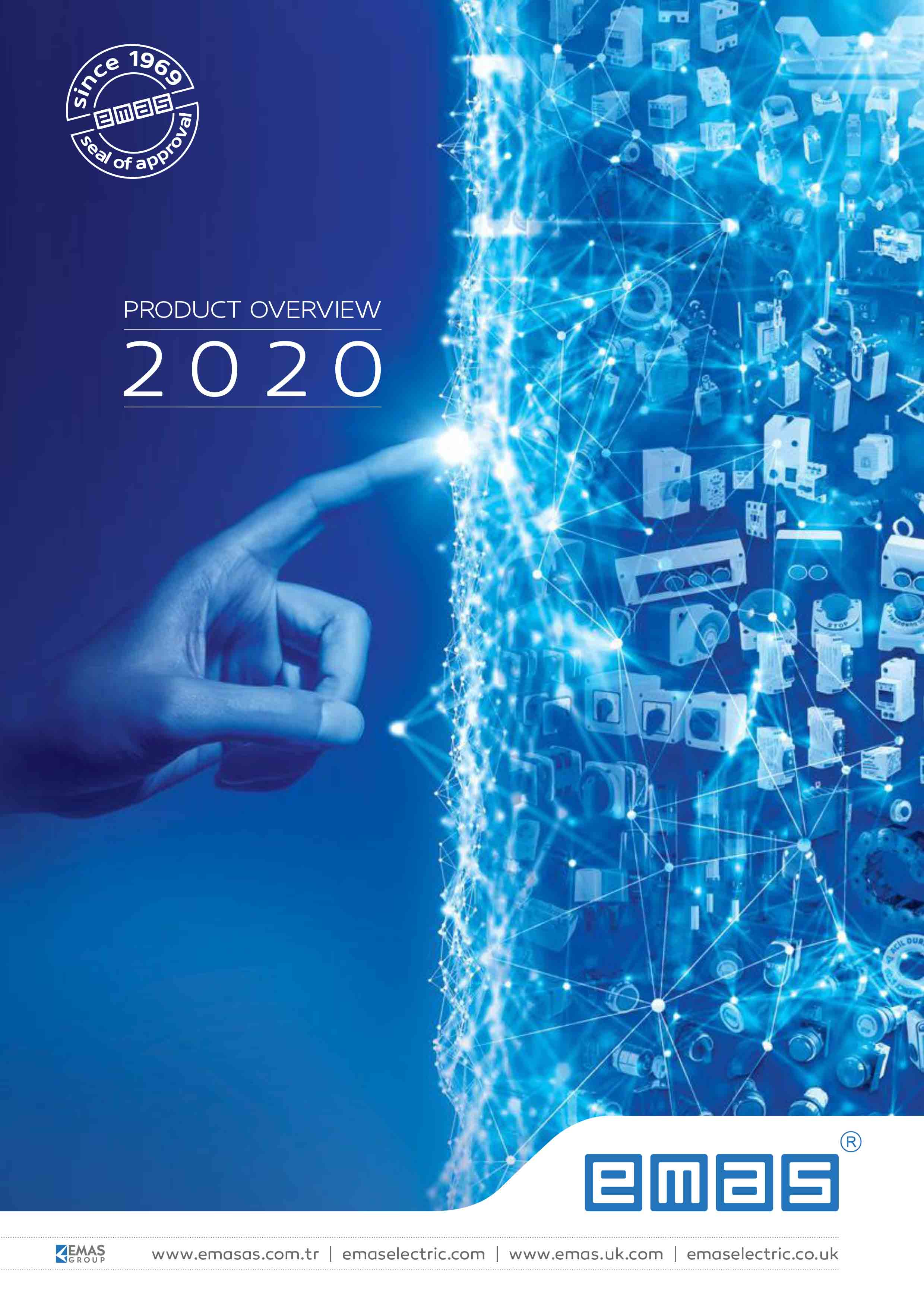 Product overview Emas 2020