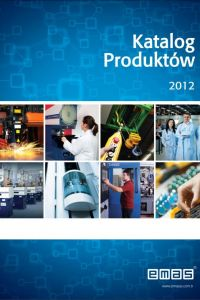 Short catalogue Emas 2012 (in Polish)